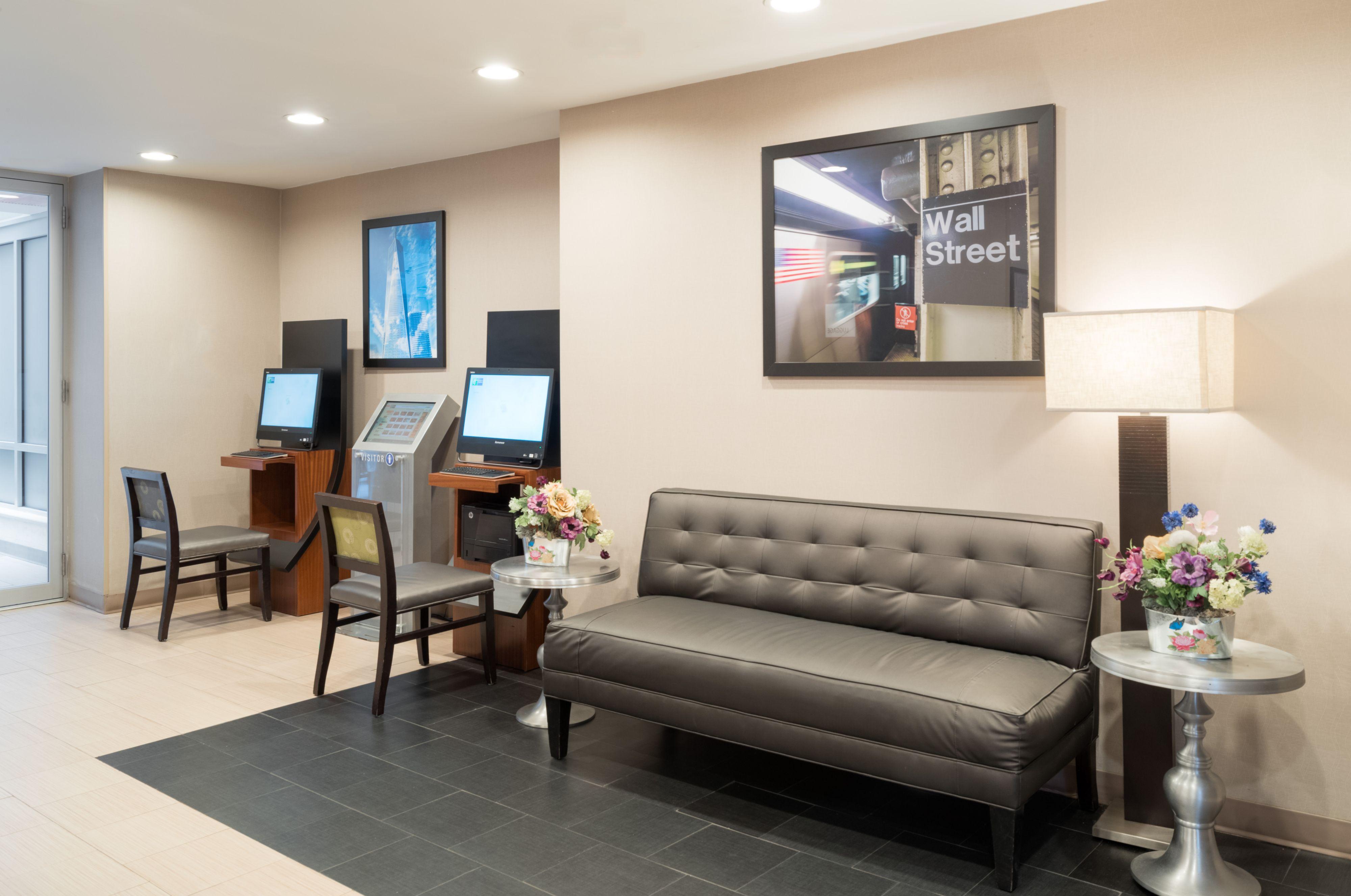 Holiday Inn Express New York City-Wall Street image 4