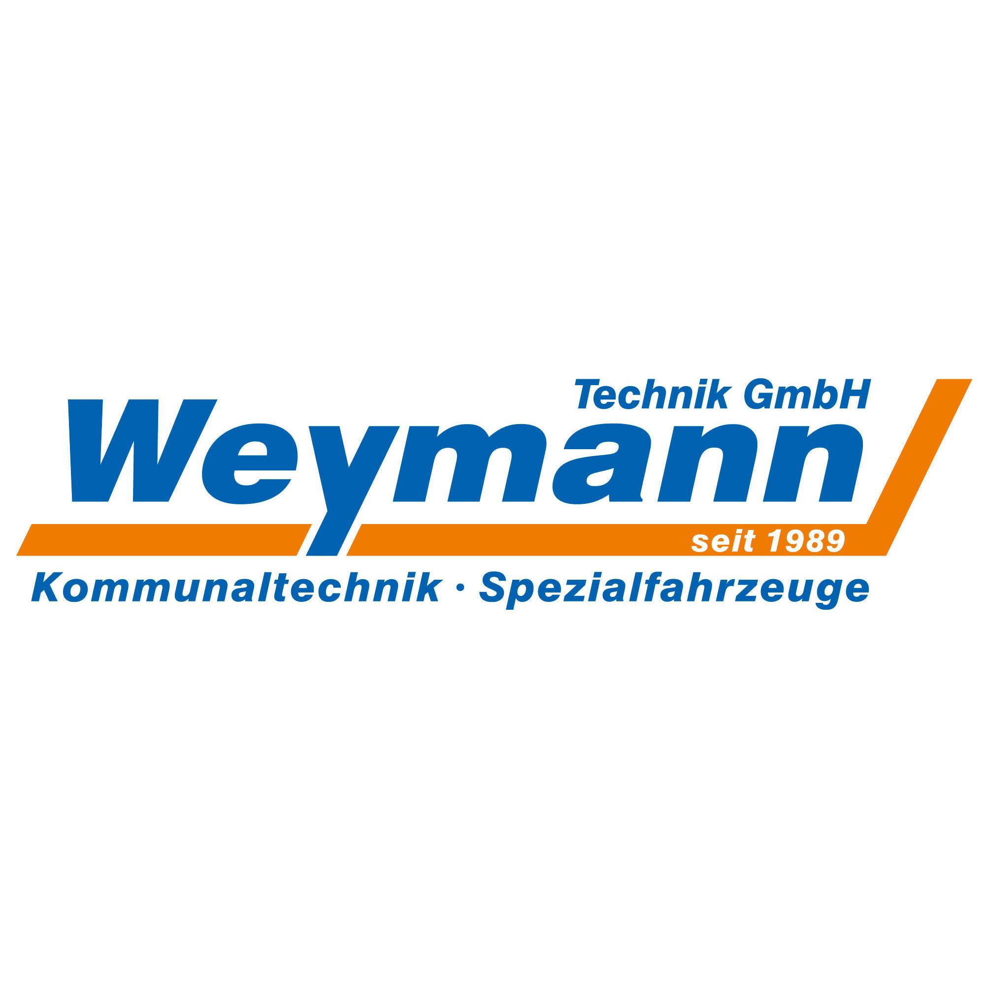 Logo von Weymann Technik GmbH