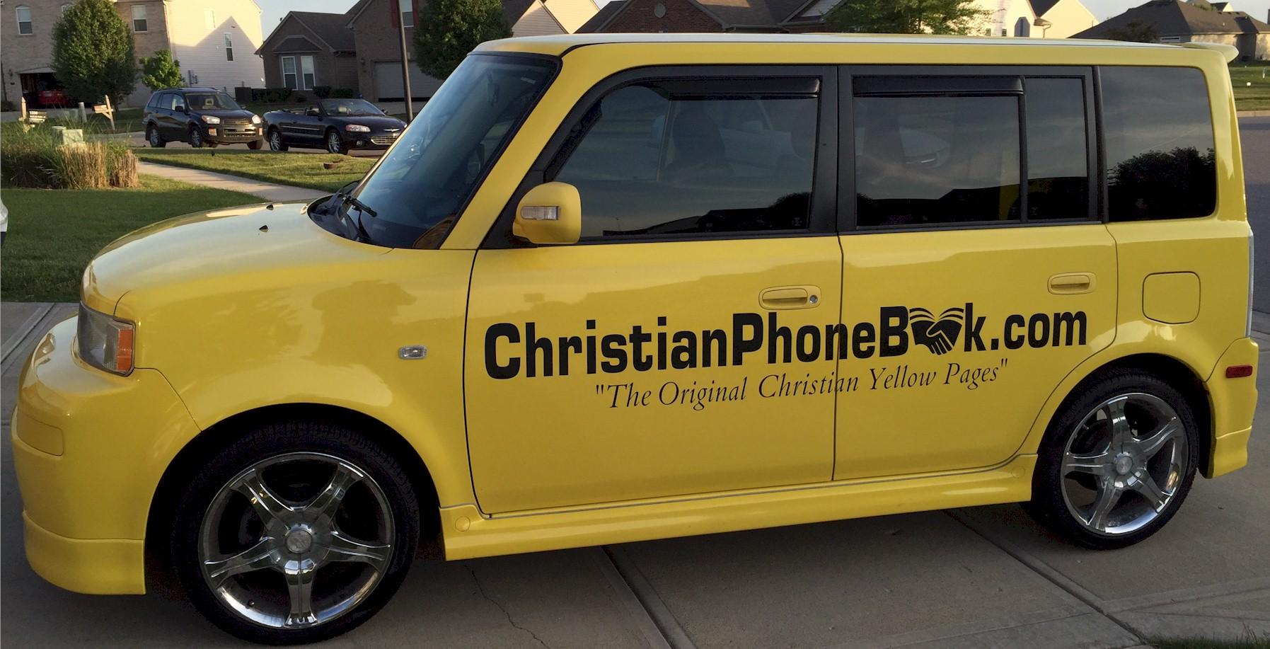 Christian PhoneBook image 1