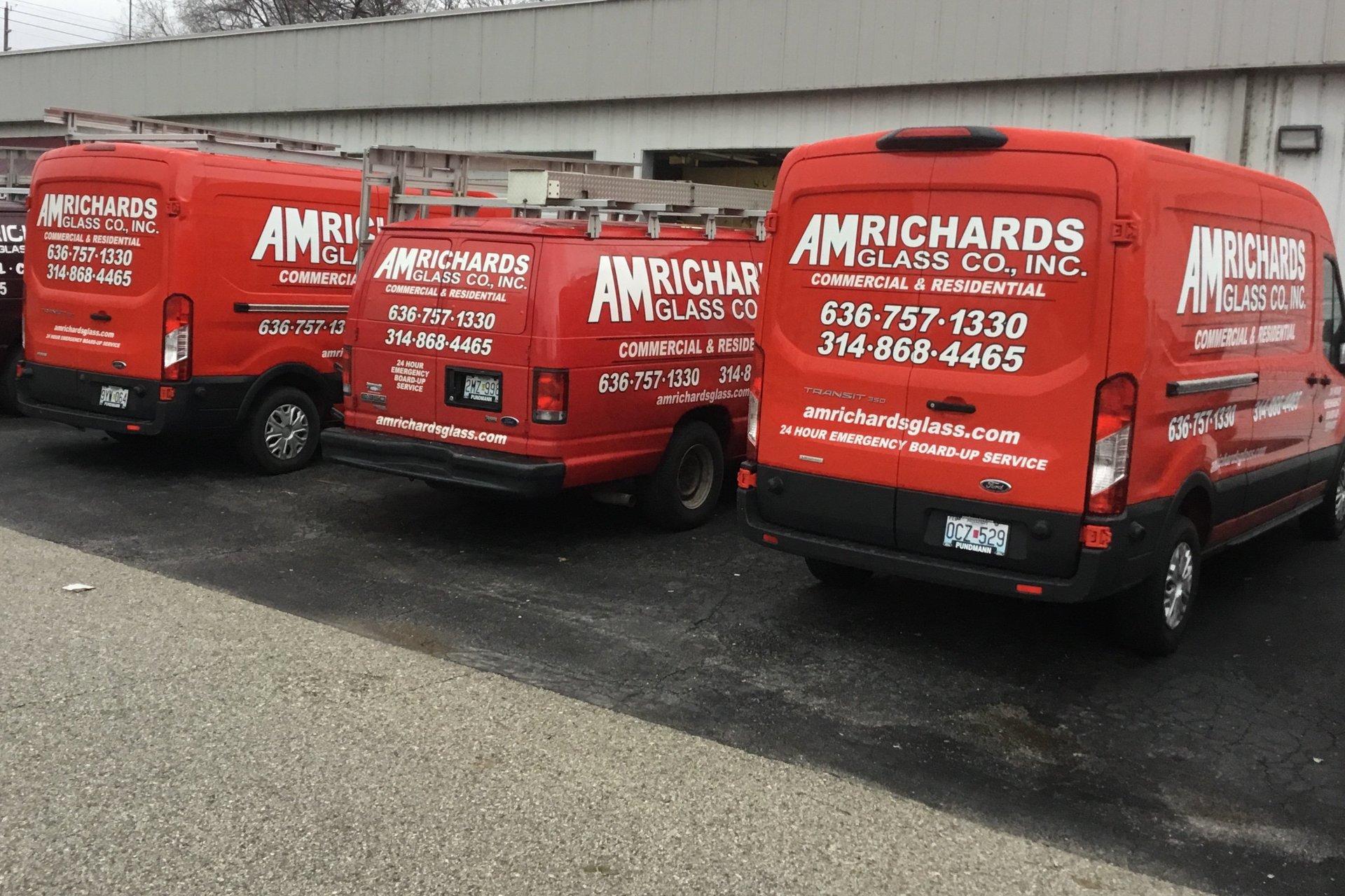 A M Richards Glass Co Inc image 0