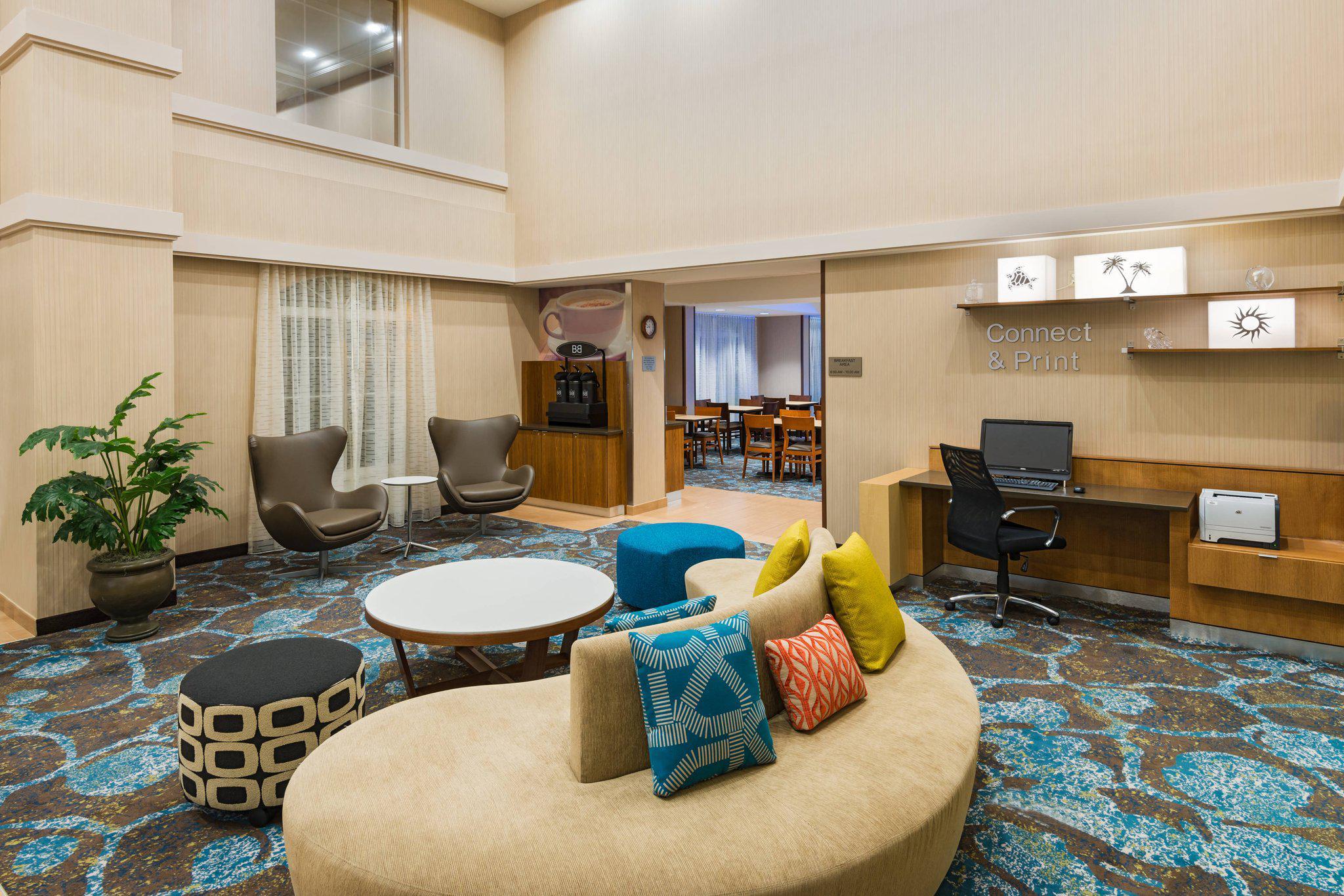 Fairfield Inn & Suites by Marriott Clearwater in Clearwater, FL, photo #2