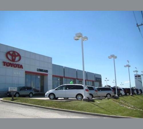 Lombard Toyota image 0