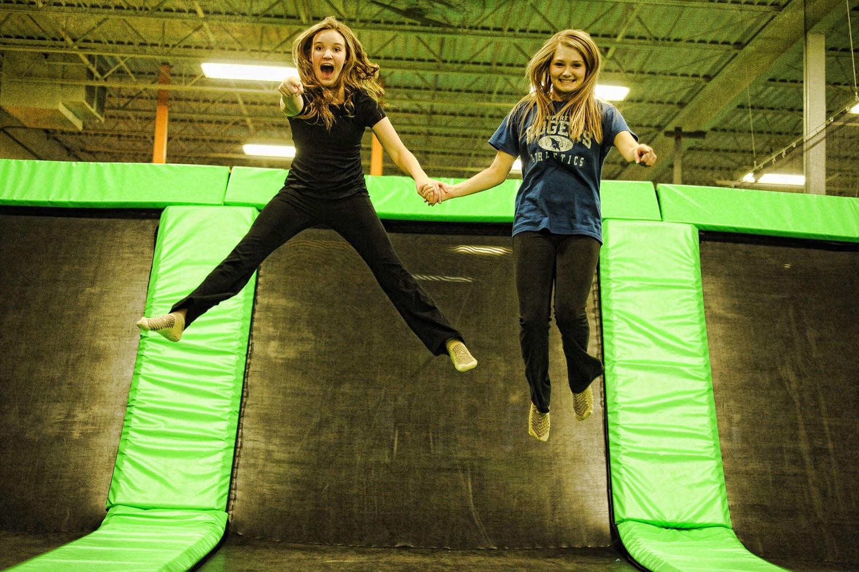 airmaxx trampoline park