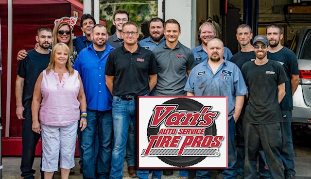 Van's Auto Service & Tire Pros image 0
