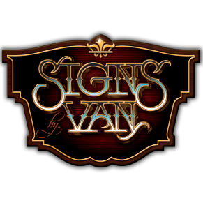 Sign By Van