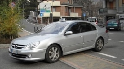 Taxi - Autonoleggi Valdostani T.A.V.