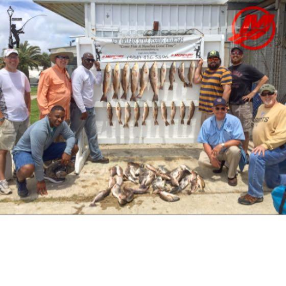 New Orleans Style Fishing Charters LLC image 79