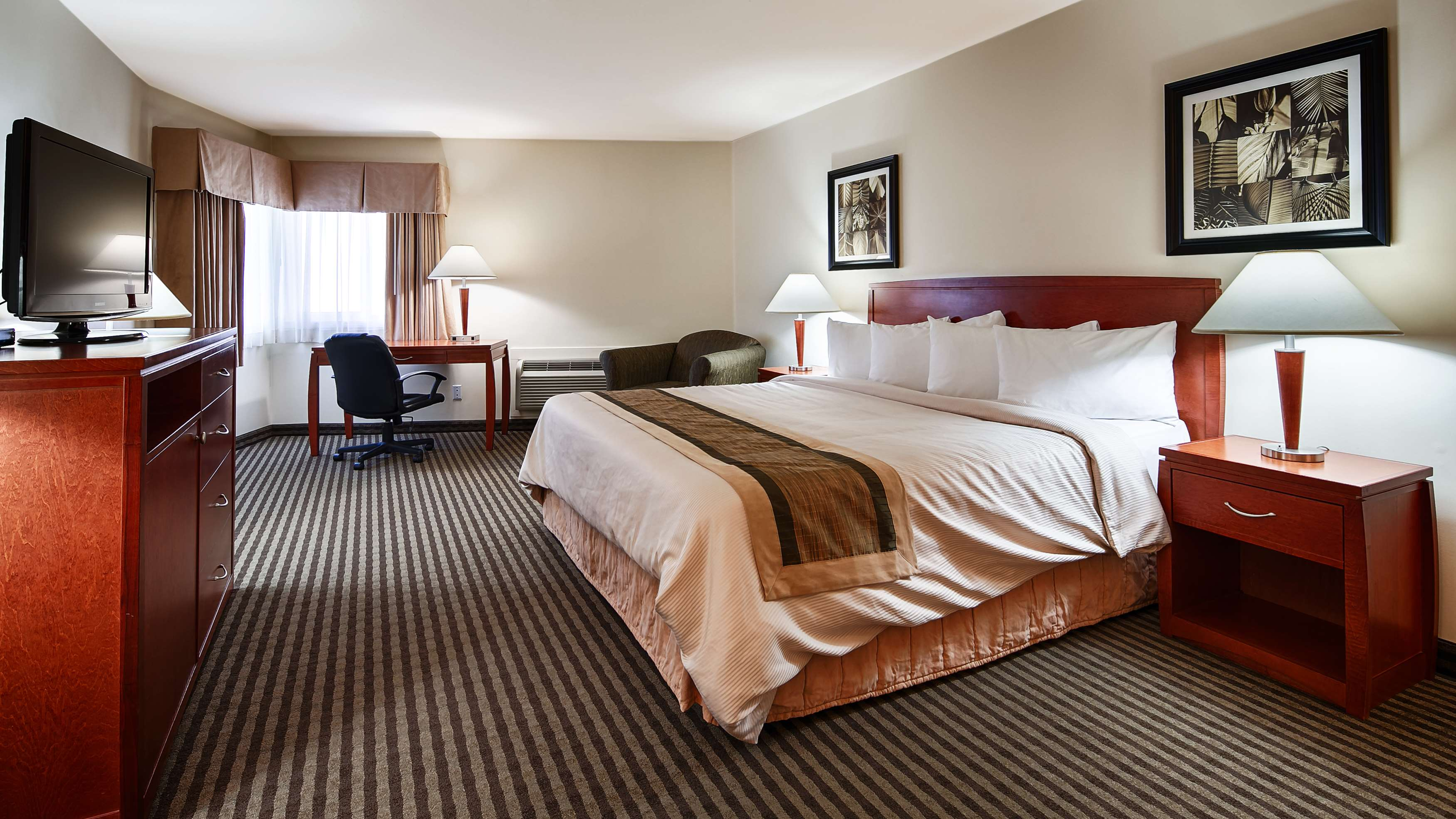 Best Western Rainbow Country Inn in Chilliwack: Executive King Room