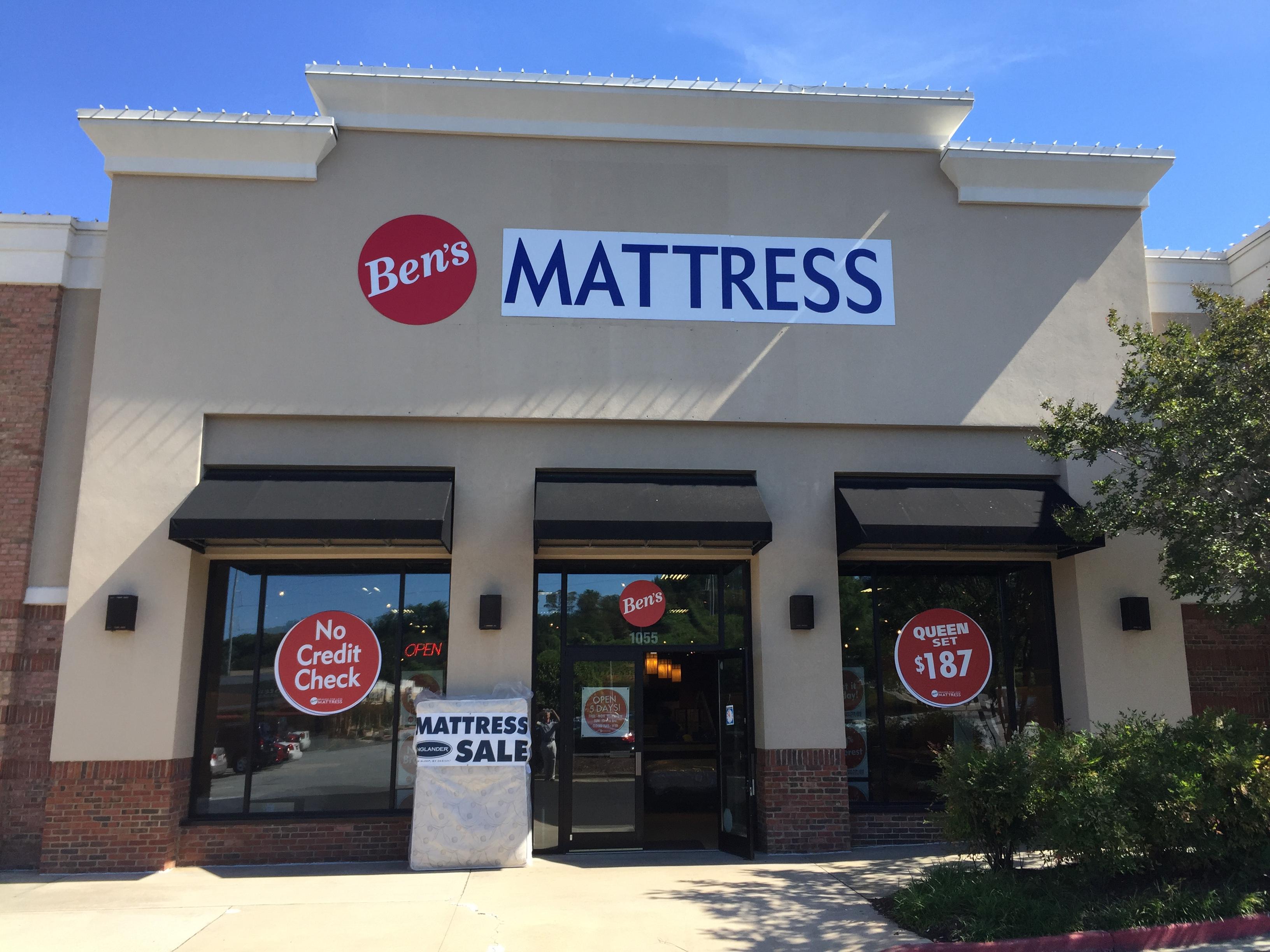 Ben 39 S Mattress And Furniture Furniture Store Marietta Ga 30066