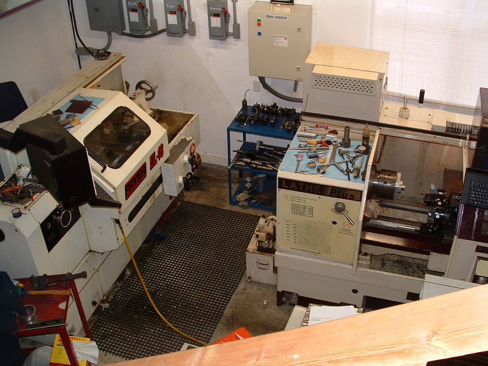 Getter Going Machine Works image 16