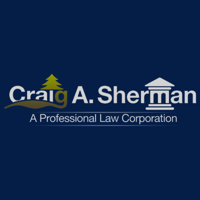 Craig A. Sherman A Professional Law Corp.