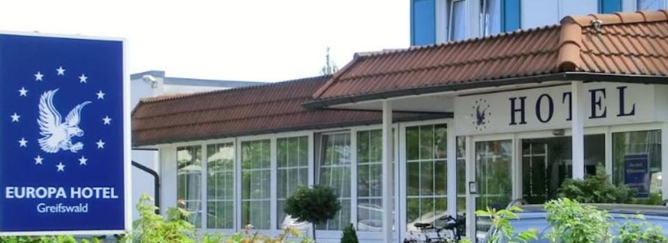 Europa Hotel Greifswald 74 Bewertungen Greifswald Sudstadt