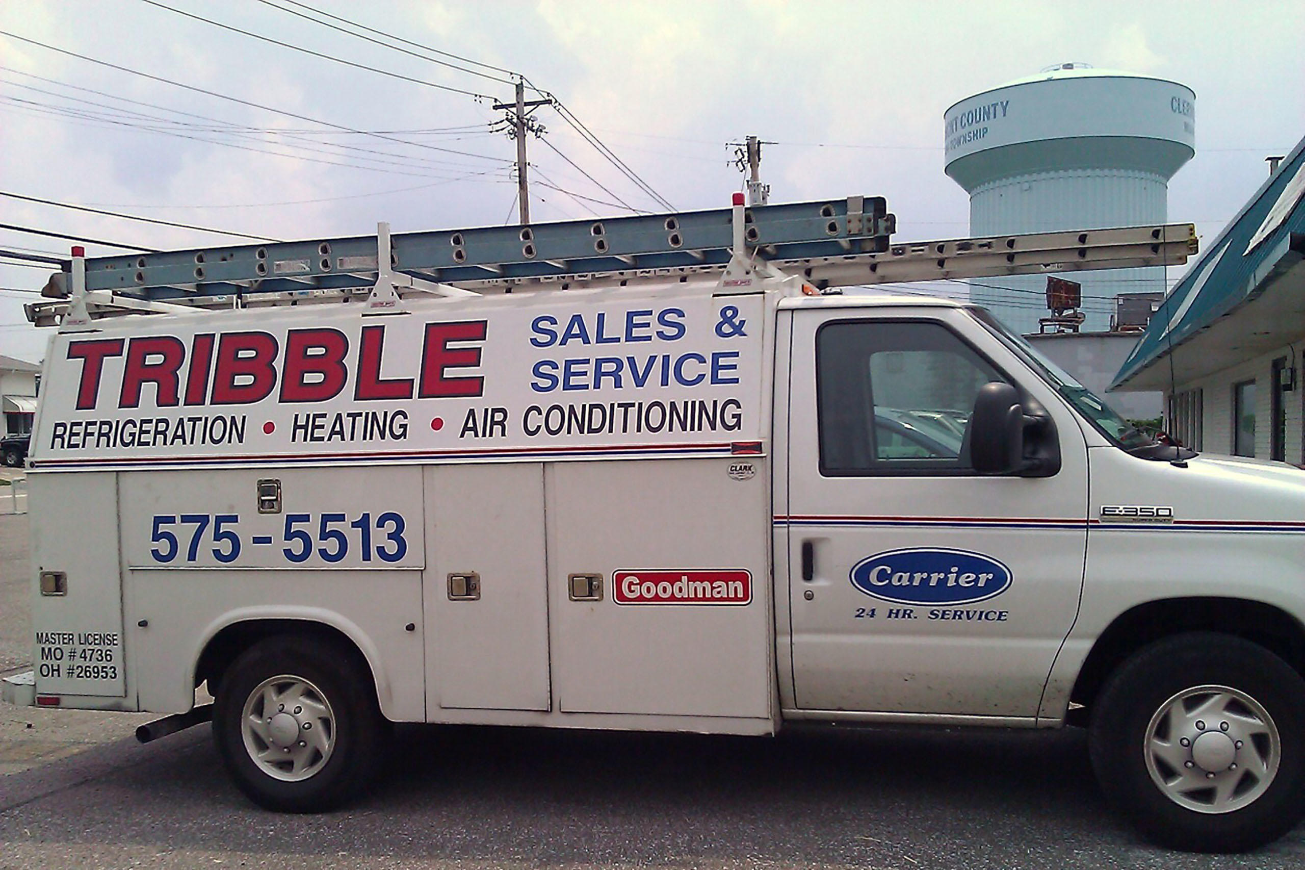 Tribble Heating & Air Conditioning image 0