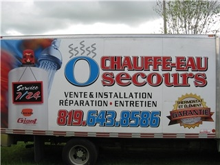 Chauffe-Eau O Secours