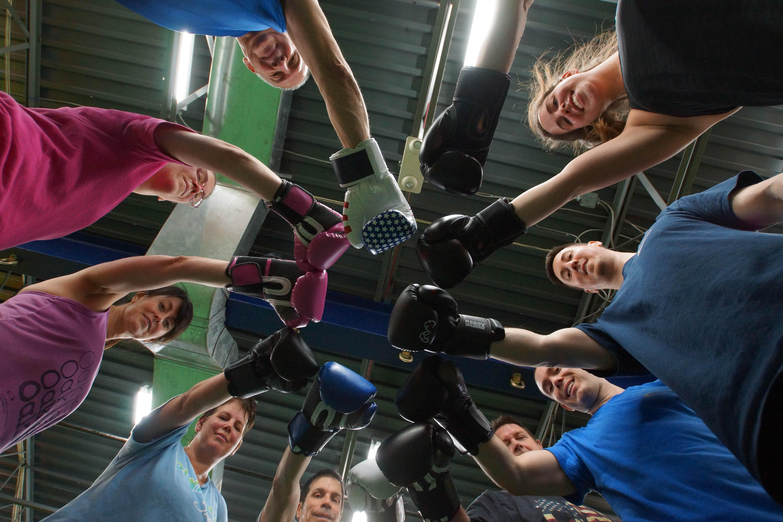 Everybodys Fitness Center image 14