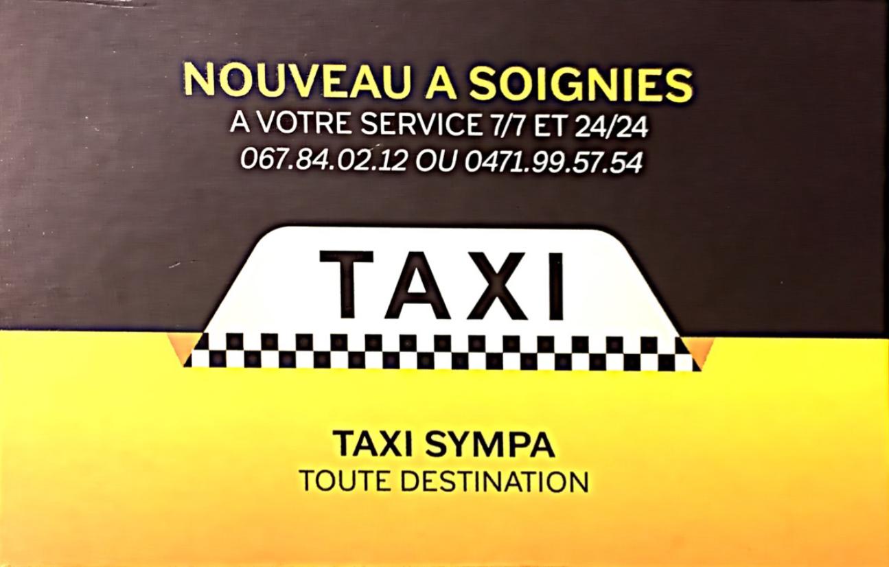 Taxi Sympa