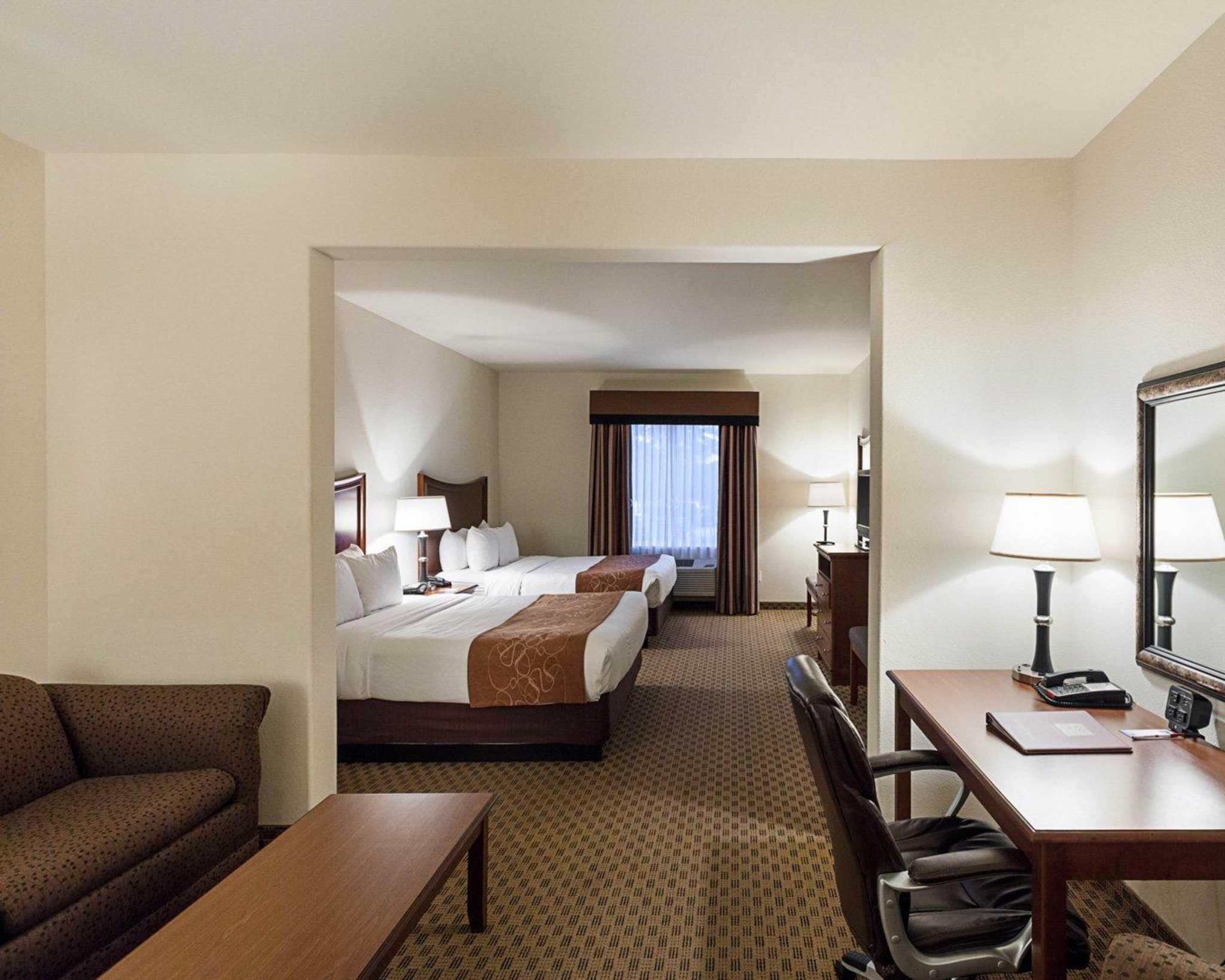 Comfort Suites San Antonio North - Stone Oak image 8