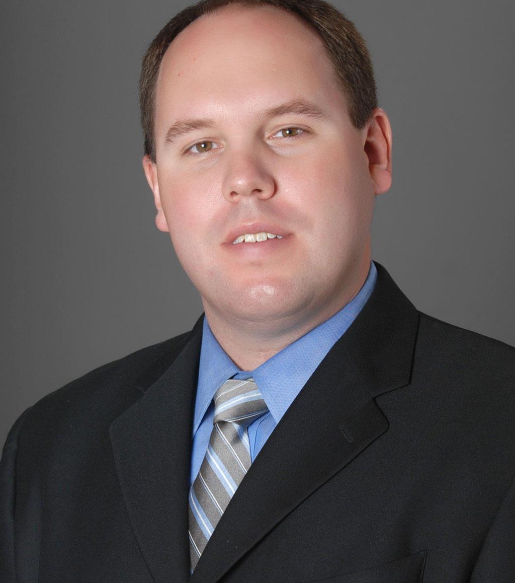 Headshot of Chad Hamner