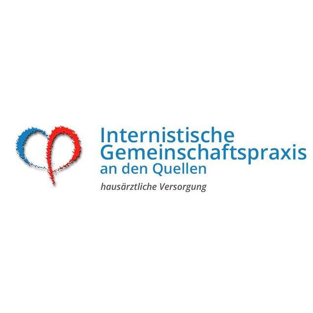 Logo von Internistische Gemeinschaftspraxis an den Quellen