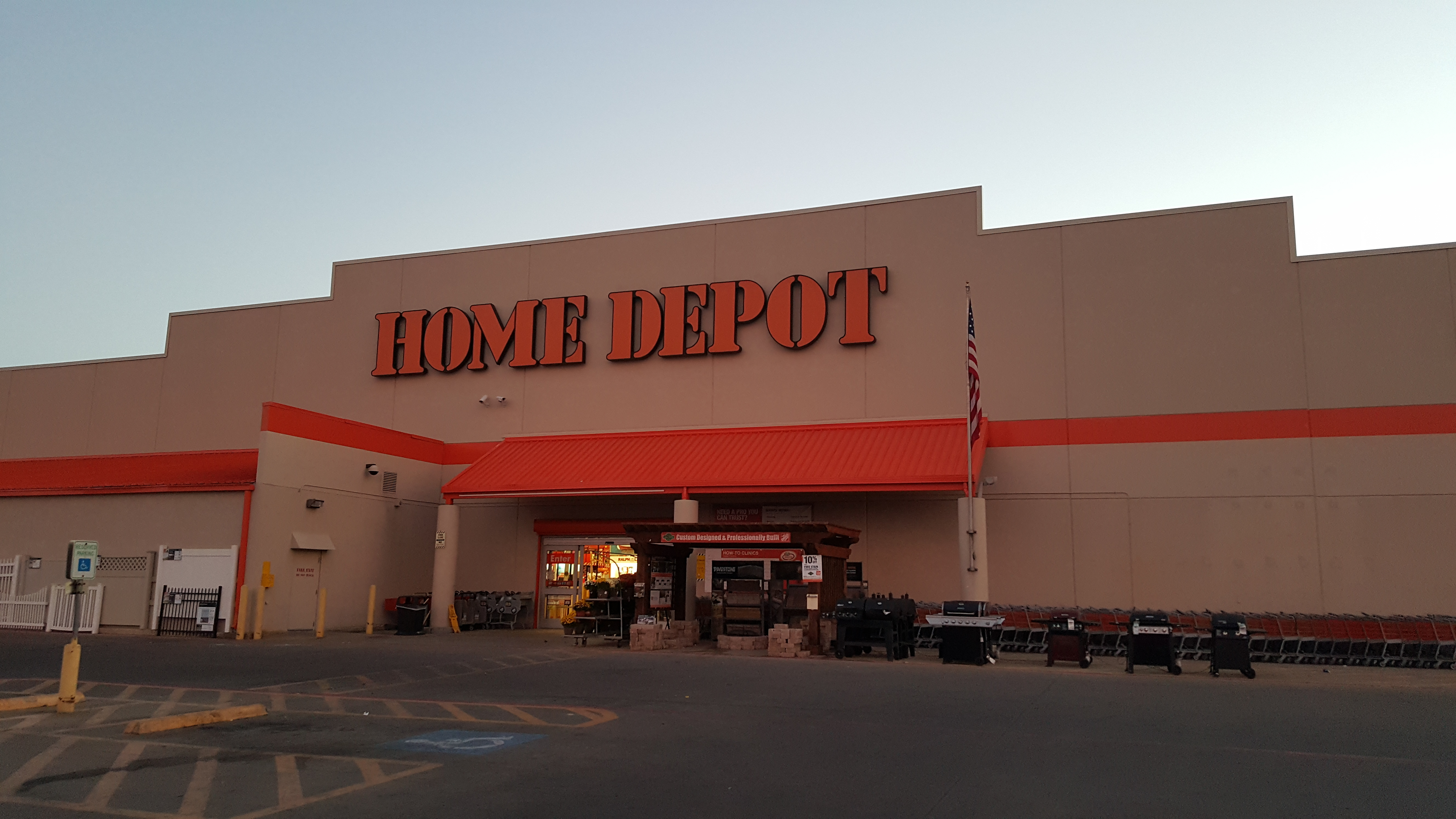 The Home Depot in Dallas, Texas 75209 - (214) 654-9939 - iBegin