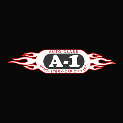 A-1 Auto Glass, Upholstery & Cap City Inc.