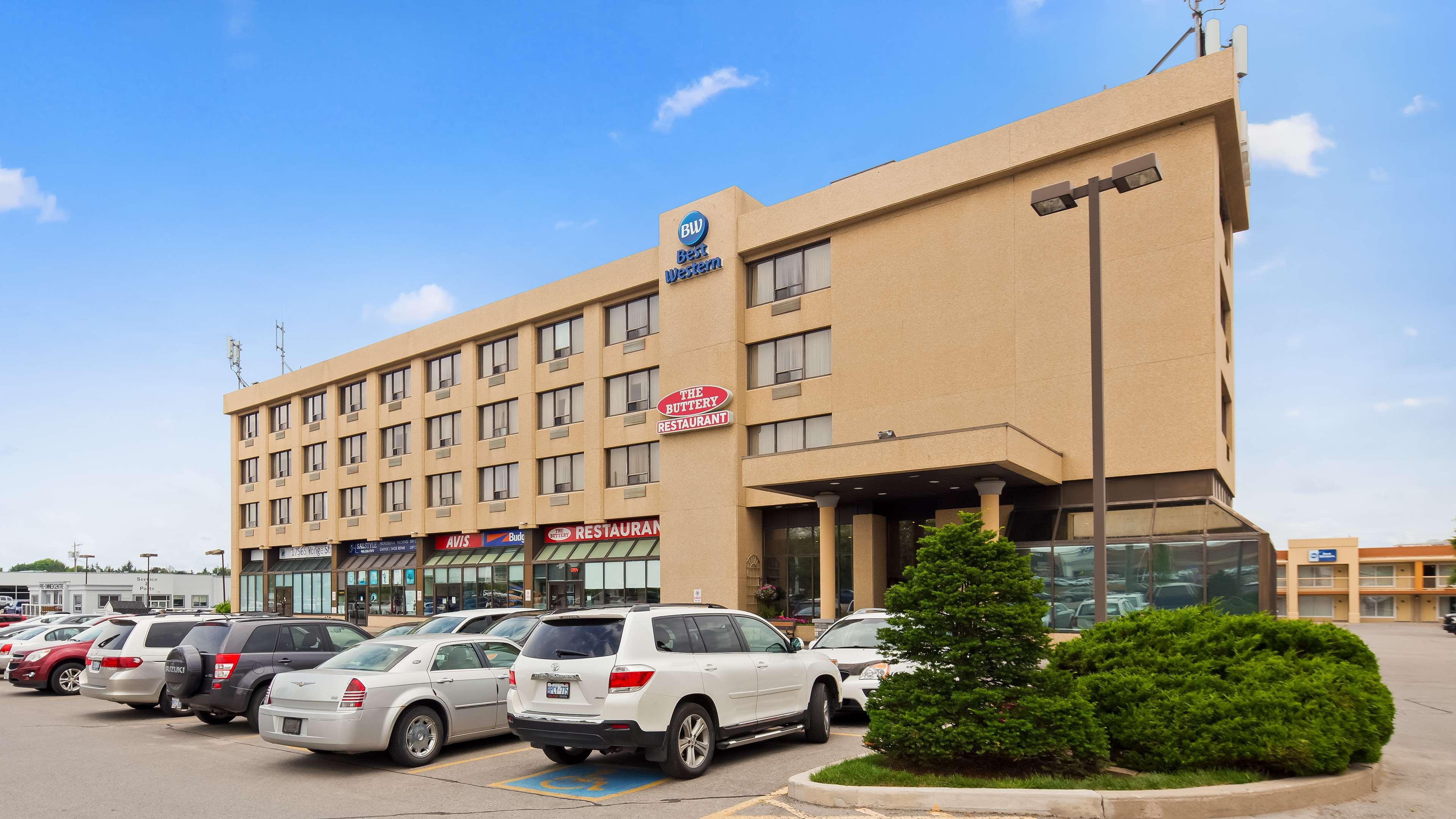 Best Western Voyageur Place Hotel Toronto