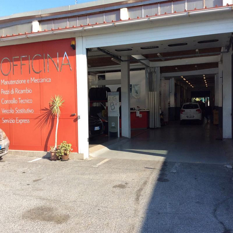 Garage Moderno Service