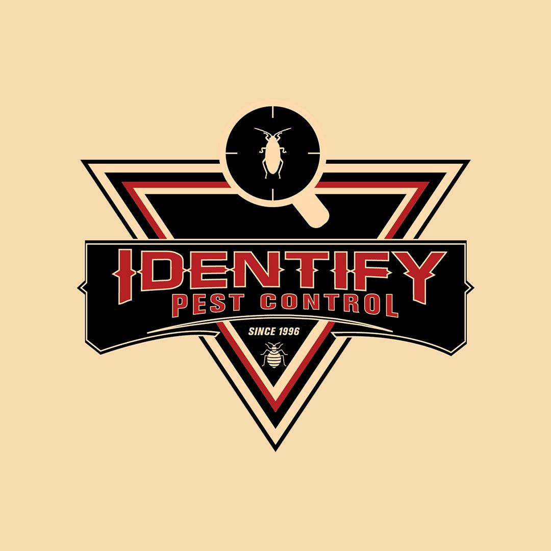 Identify Pest Control Logo