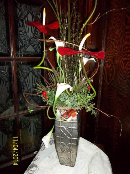 Fleuriste & Céramique Claudette à Saint-Éphrem-de-Beauce