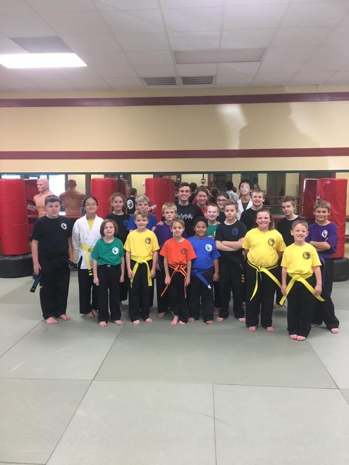 Trent Graham's Taekwondo Academy image 4