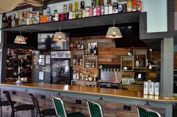 Gary's Dewey Beach Grill / 38° -75° Brewing - We brew our own beer on-site in small batches. Our options are changing regularly, stop in to try the latest seasonal beers we have on tap!