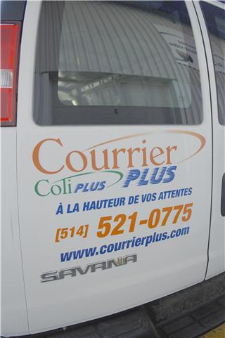 Courrier Plus à Montréal