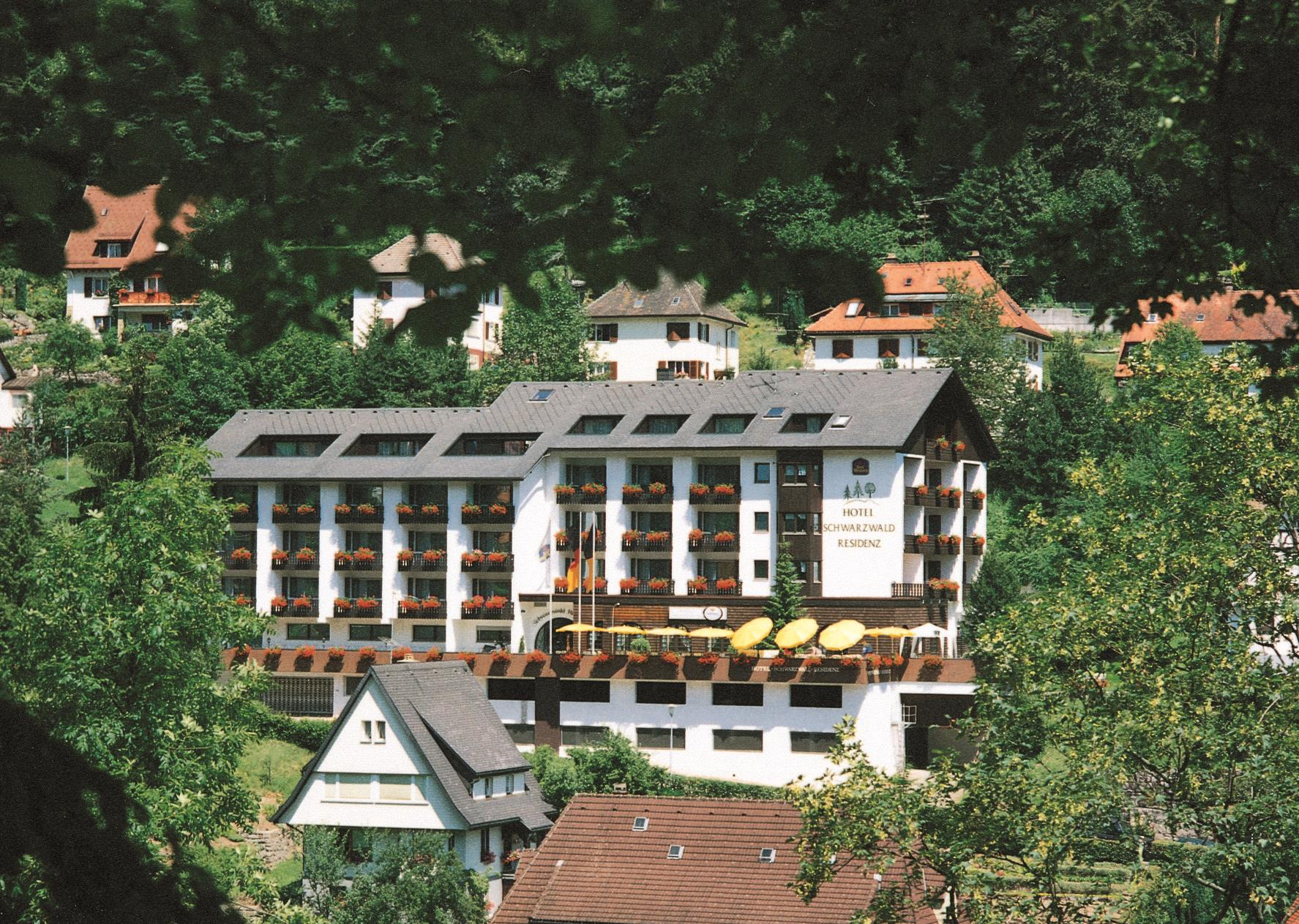 Best western plus hotel schwarzwald residenz hotels for Design hotel schwarzwald