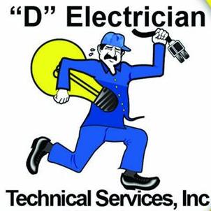 D  Electrician Technical Services Inc