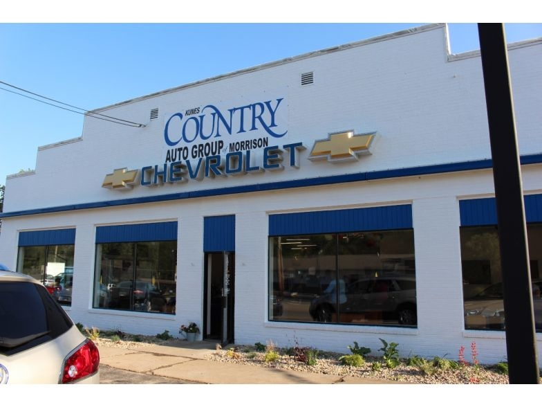 Kunes Country Chevrolet of Morrison image 1