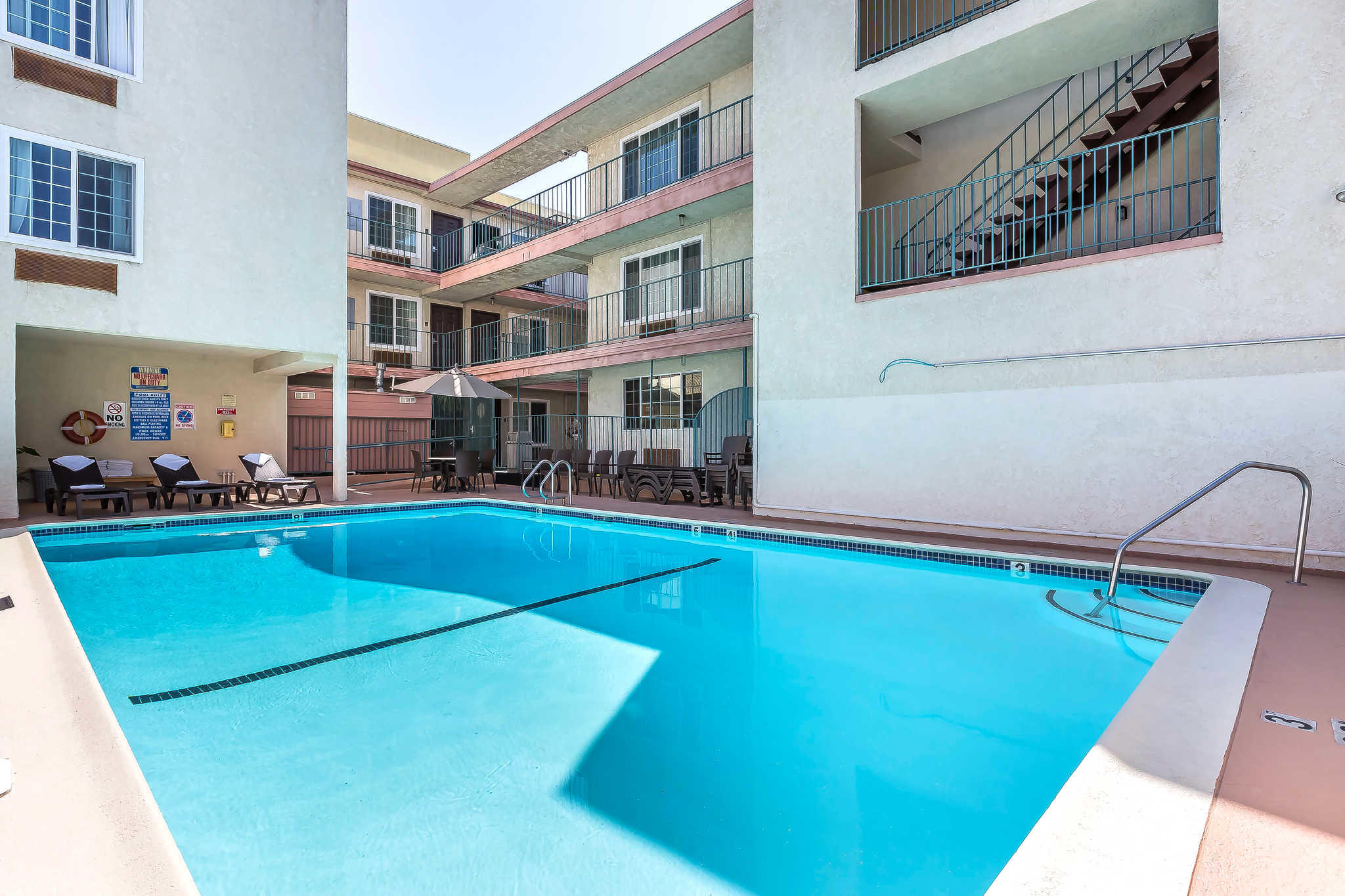 Comfort Inn Santa Monica - West Los Angeles image 42