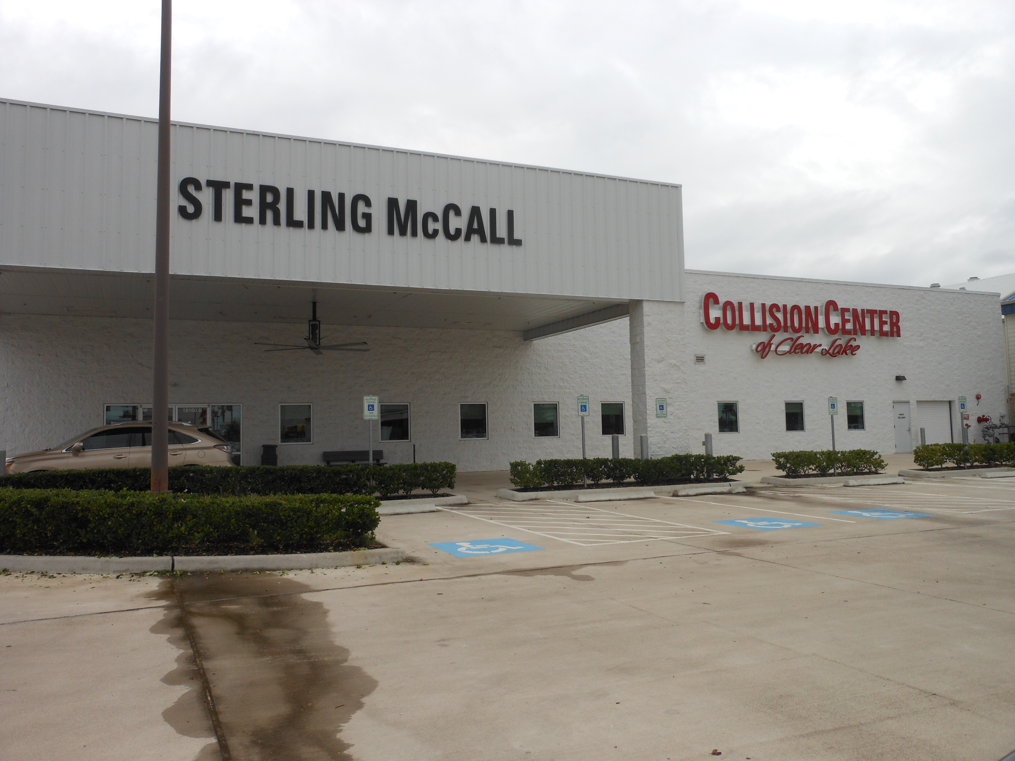 Sterling McCall Collision Center of Clear Lake image 0