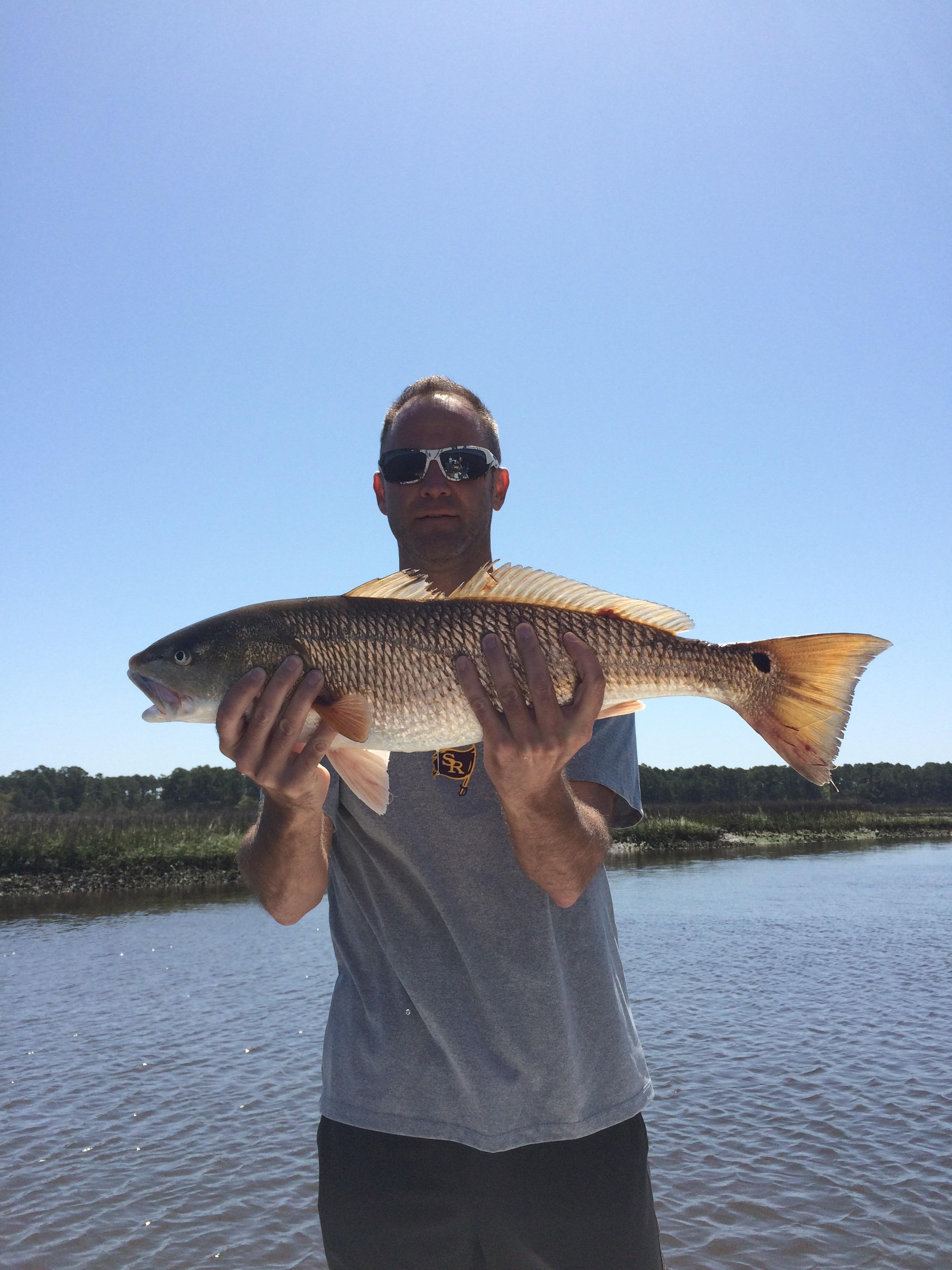 North Myrtle Beach Fishing Charters Member Little
