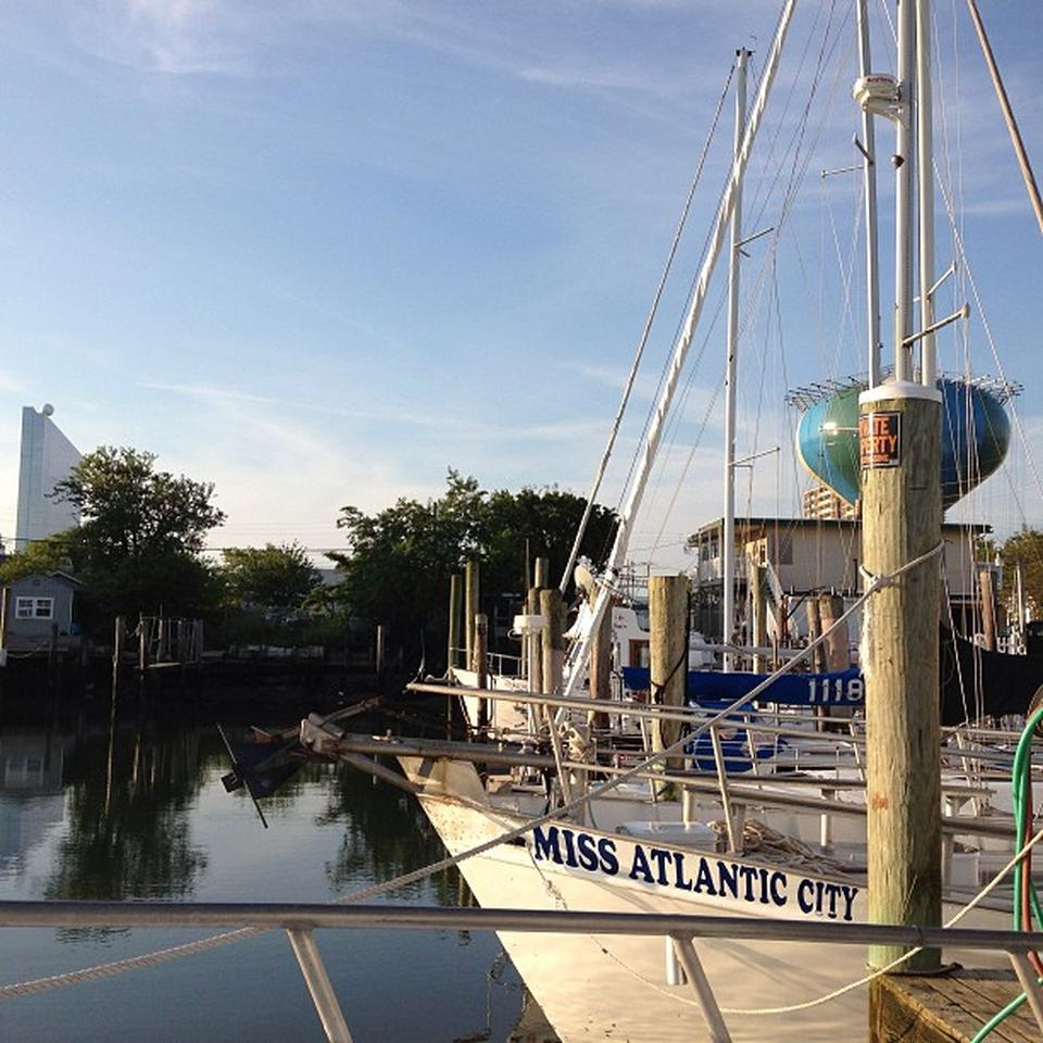 Water transportation atlantic city new jersey company for Atlantic city fishing