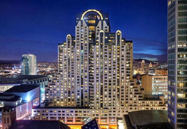 Intercontinental Hotel  Howard St San Francisco