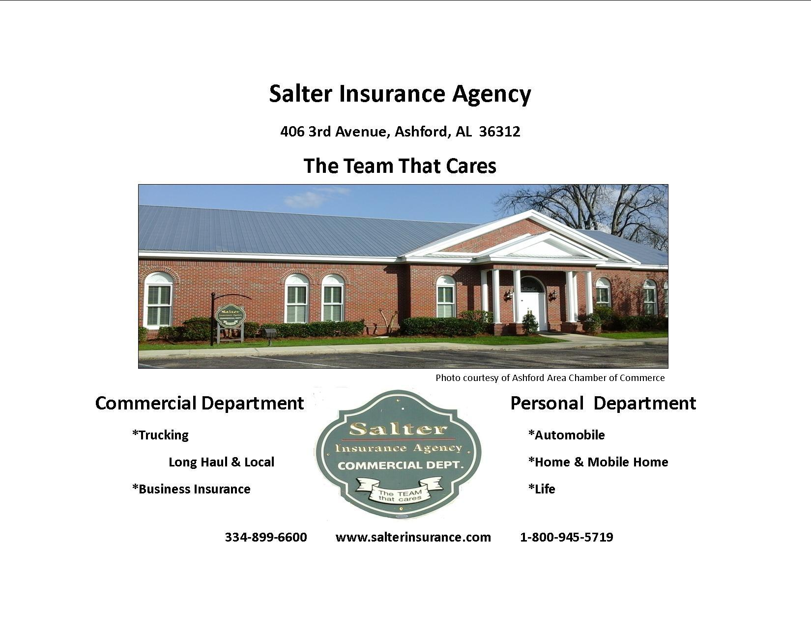 Salter Insurance Agency LLC image 0
