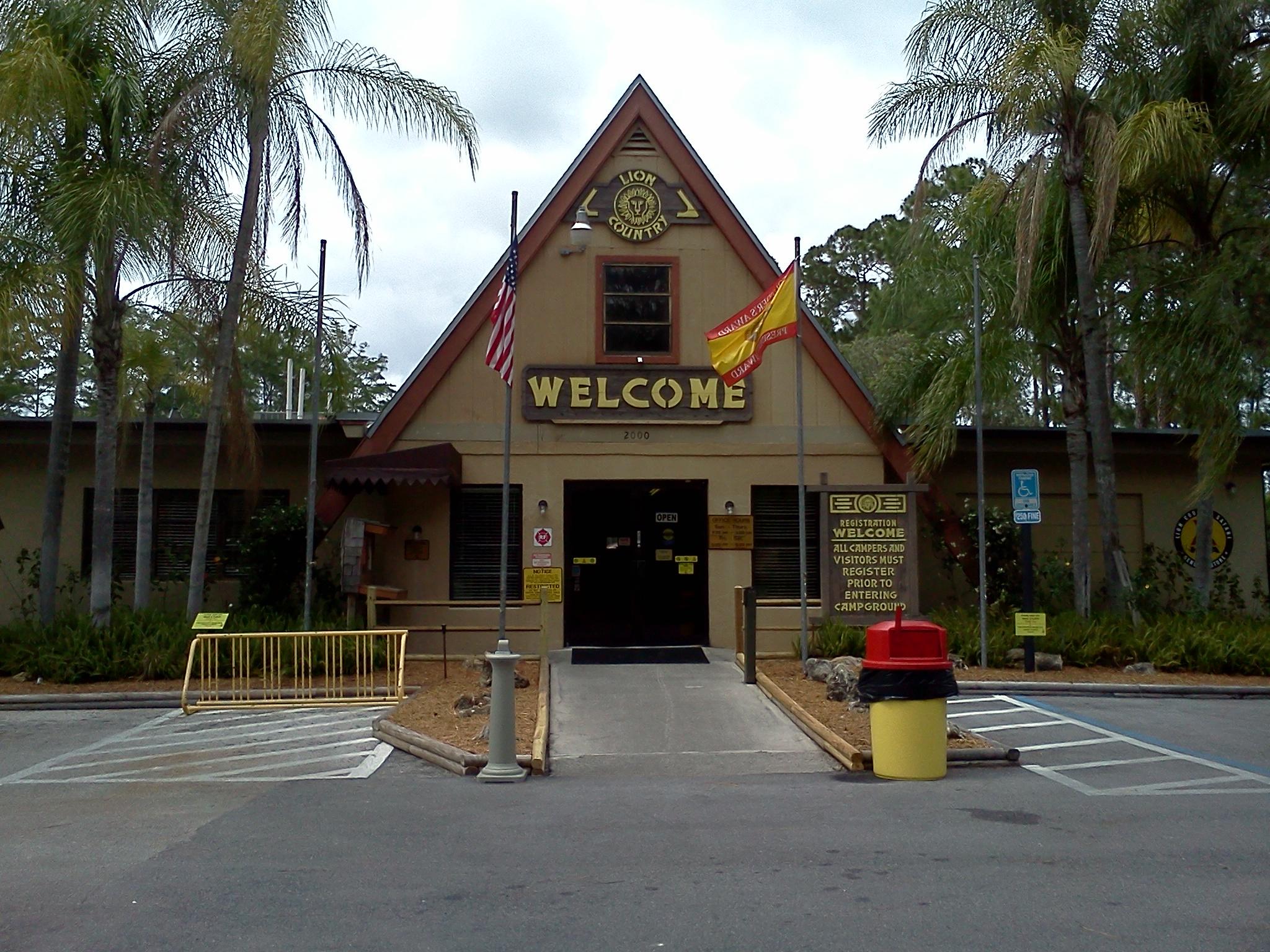 West Palm Beach / Lion Country Safari KOA image 9