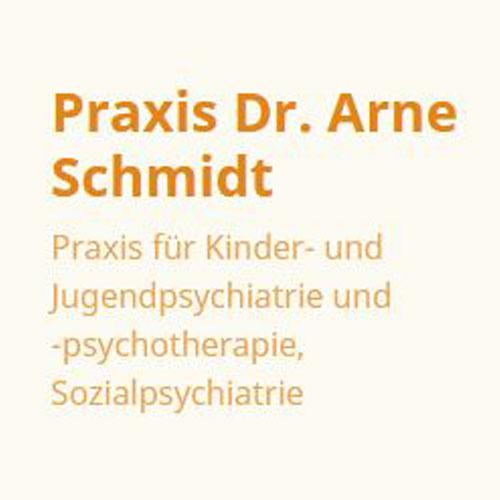 Logo von Praxis für Kinder-und Jugendpsychatrie Dr. med. Arne Schmidt