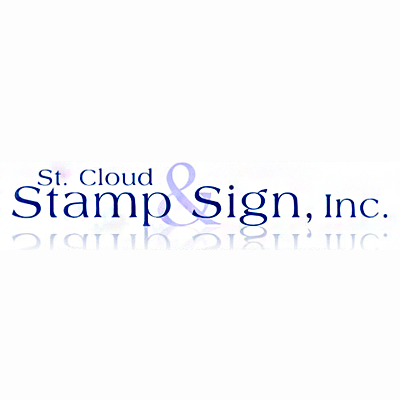 St. Clould Stamp & Sign