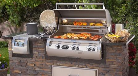 OC BBQs & Fireplaces