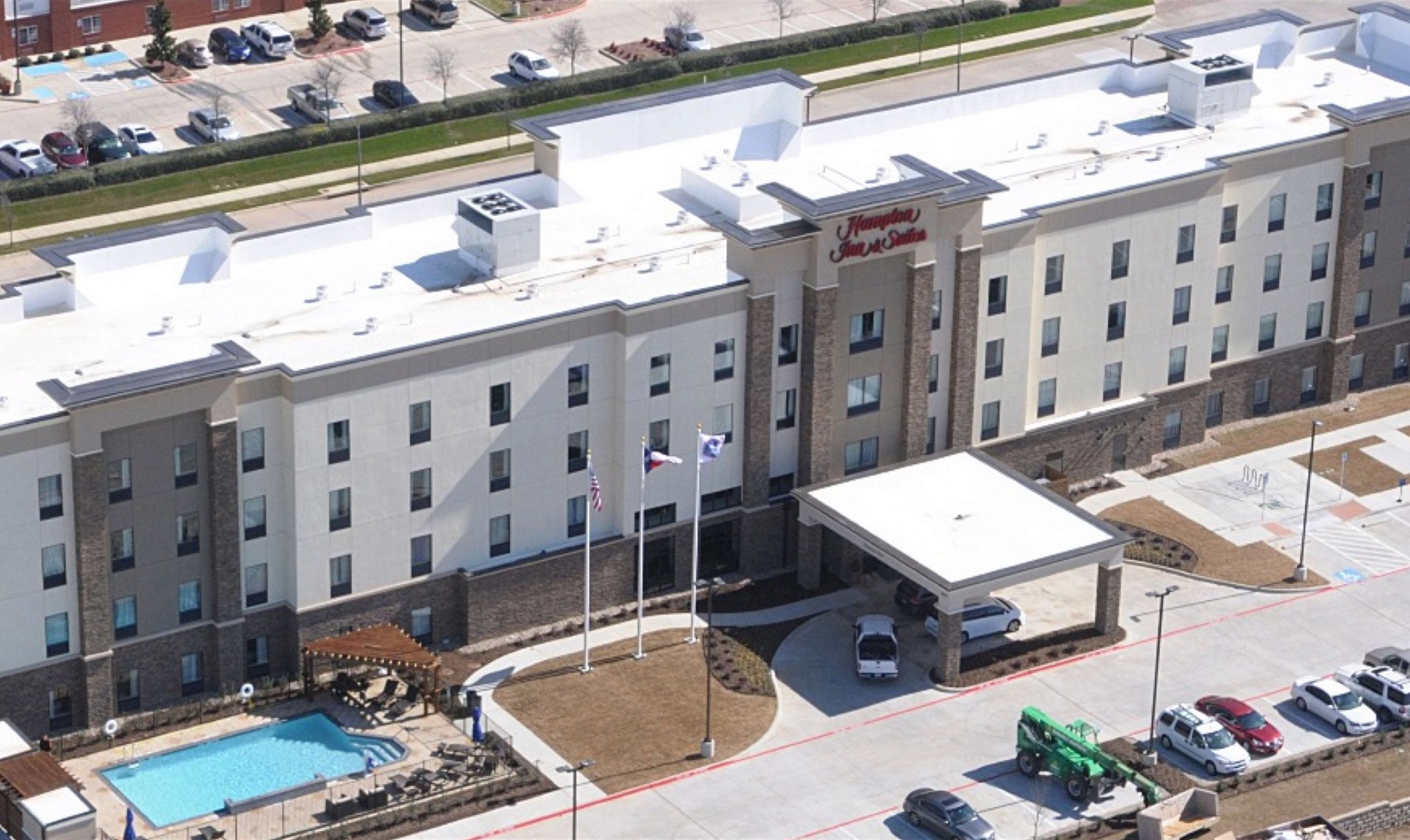 Hampton Inn & Suites Dallas/Ft. Worth Airport South image 0