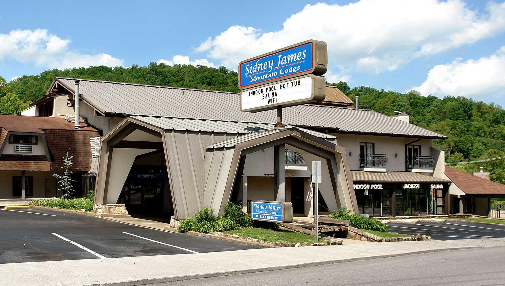Sidney James Mountain Lodge image 0