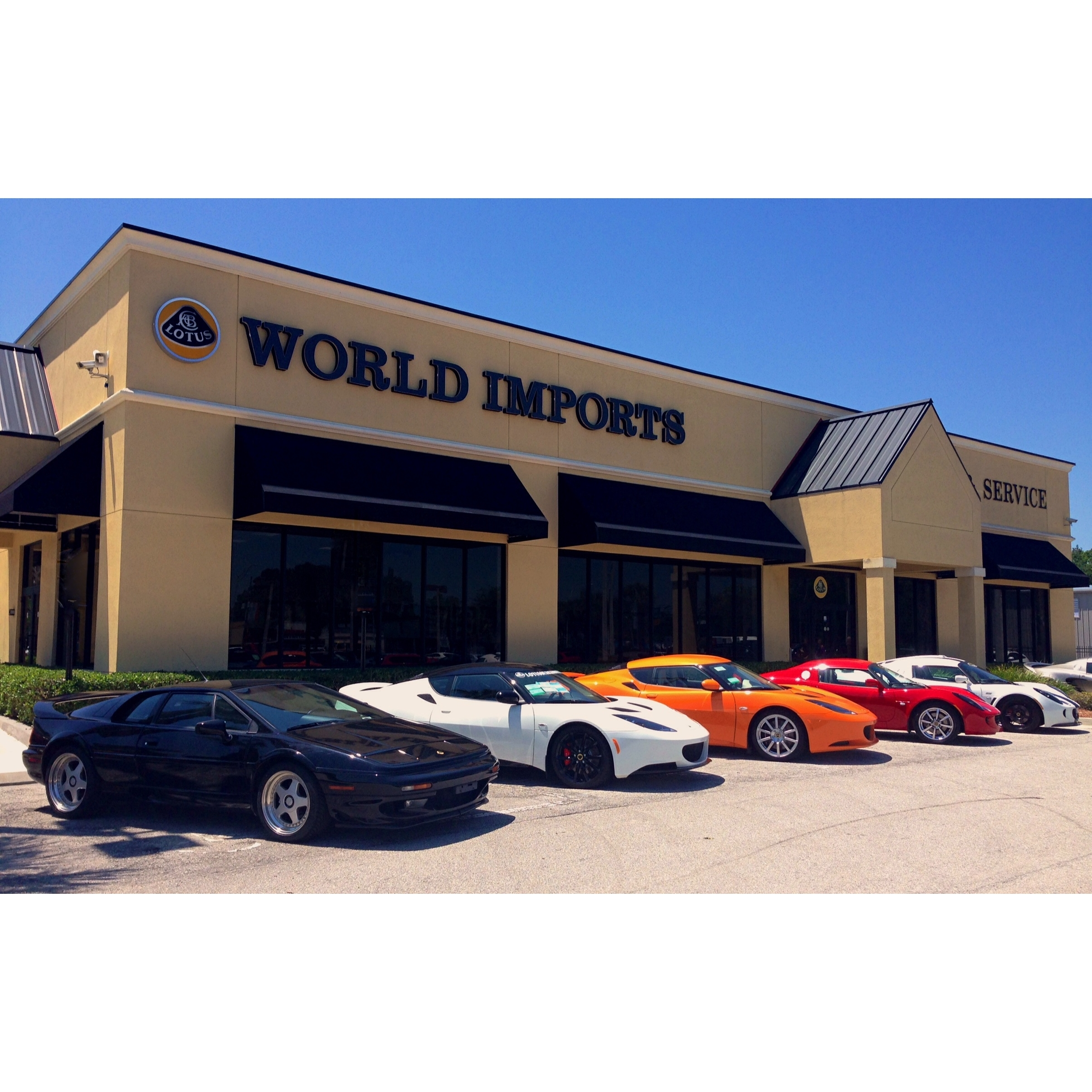 World Imports USA/Lotus of Jacksonville