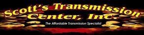 Scott's Transmission Center