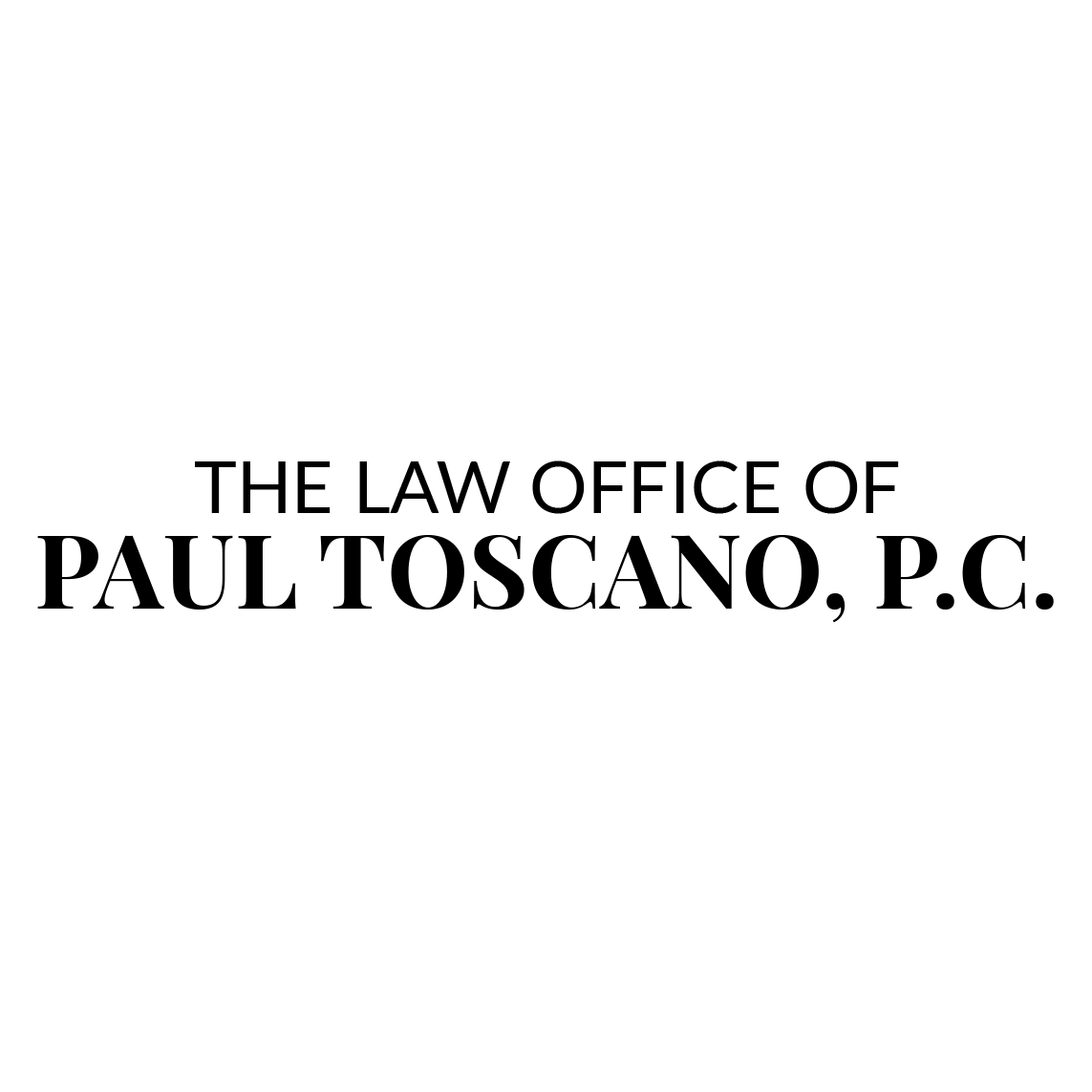 The Law Office of Paul Toscano, P.C.